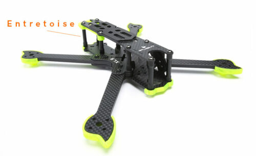 Châssis de drone FPV iFlight Nazgul5 HD XL5 V5