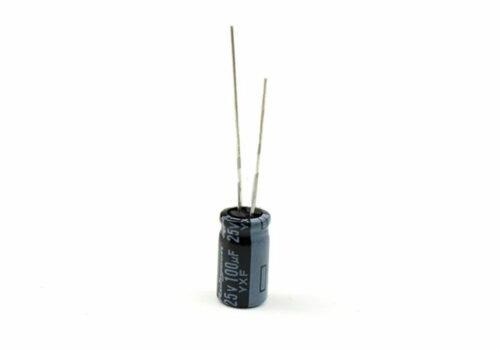 condensateur pour composants électronique