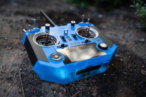 radiocommande drone fpv Frsky taranis-Q X7 S