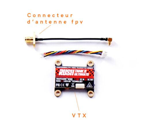 transmetteur vidéo drone fpv analogique