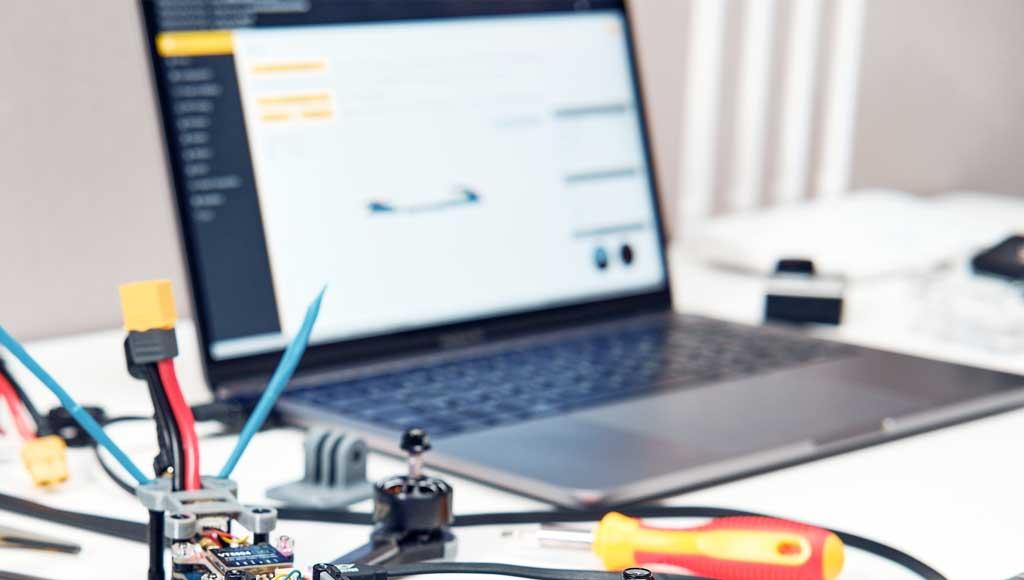 paramétrer son drone fpv sur betaflight