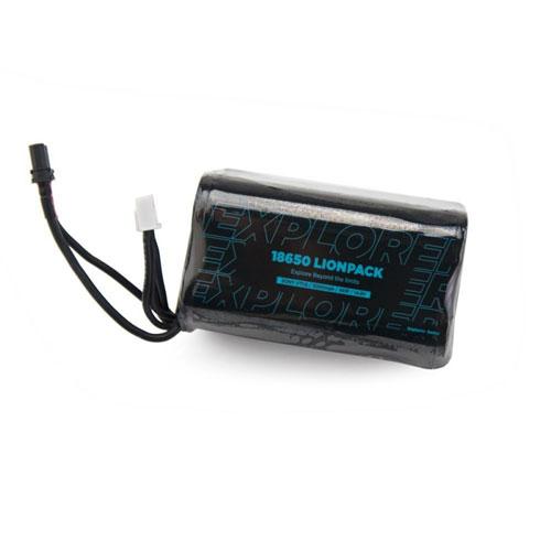 Batterie li ion flywoo 4s 18650 3000mah pour drone fpv cinématique et long range