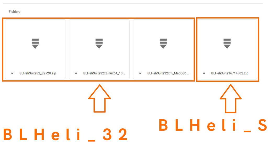 BLHELI_S et BLHELI_32