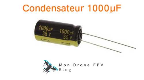 condensateur 1000µF 35volt low esr panasonic